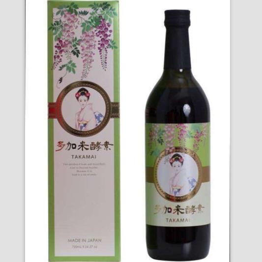 日本原装进口 保健食品 美容饮品  TAKAMI 酵素原液 720ml -0