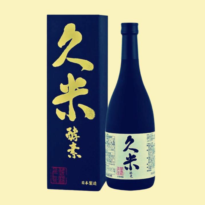 久米 酵素原液 日本产 720ml