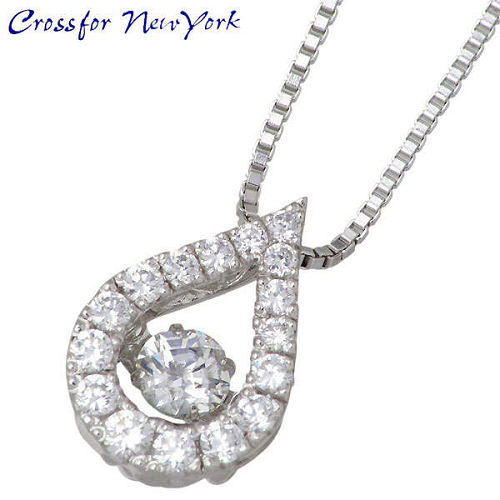 女士 银项链 Crossfor 纽约
