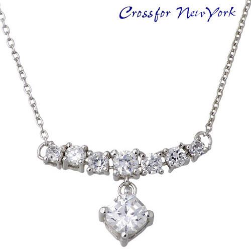 Crossfor 纽约 女王银项链
