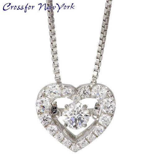银项链 Crossfor 纽约 舞柔情