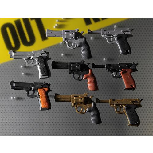 日本Iwako趣味橡皮擦 手枪造型 ER-GUN001