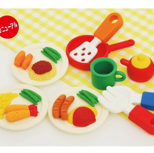 日本Iwako趣味橡皮擦 厨房 ER-941206