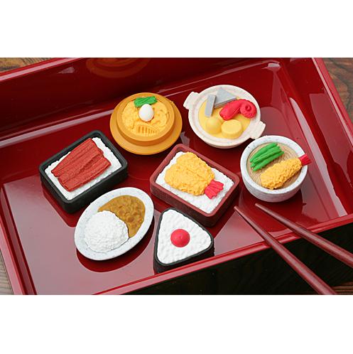 日本Iwako趣味橡皮擦 日本料理造型 ER-951083