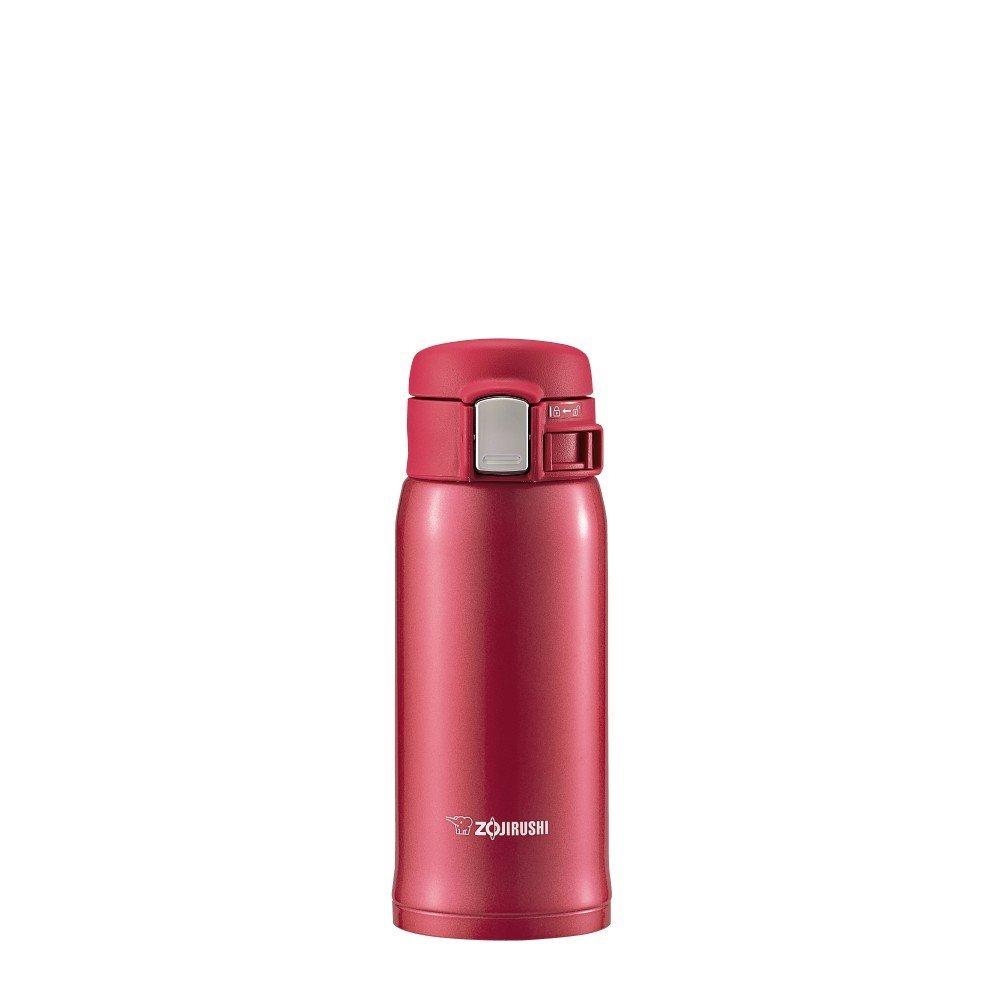 日本象印新轻量保温保冷杯SM-SA36RW 红色款 360ml