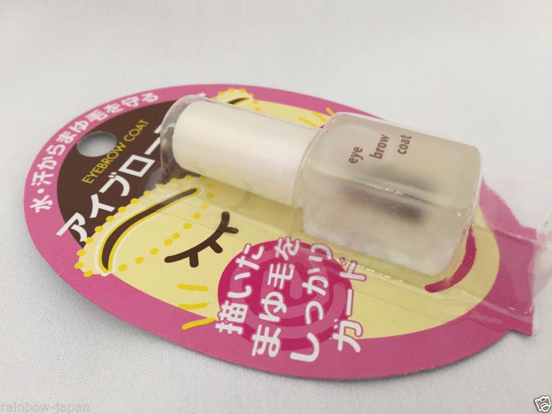 日本Daiso大创眉毛雨衣 眉毛无色定型液 防水防汗COSME冠军