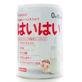 日本 和光堂wakodo 婴幼儿宝宝奶粉1段850g罐