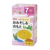 优质日货 和光堂 辅食 妈妈帮手味增汤料 批发