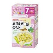 日本 和光堂 优质正品 妈妈帮手什锦烩饭佐料 批发