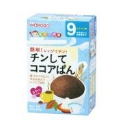 日本 和光堂 开胃健康 妈妈帮手可可面包粉 批发