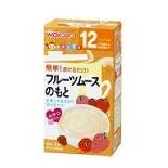 日本 优质正品 美味辅食 妈妈帮手水果慕斯佐料  批发