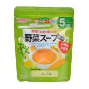 日本 和光堂 开胃健康 妈妈帮手蔬菜汤(实惠装) 批发