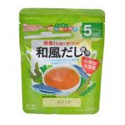 日本 和光堂 健康辅食 妈妈帮手和风汤料(实惠装) 开胃