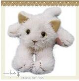 日本 Monseuil 宝宝玩偶 白色  4522202103519