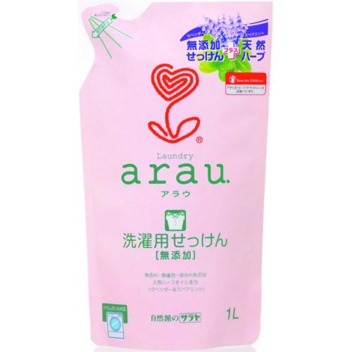 【arau】亲皙洗衣液 替换装 1L