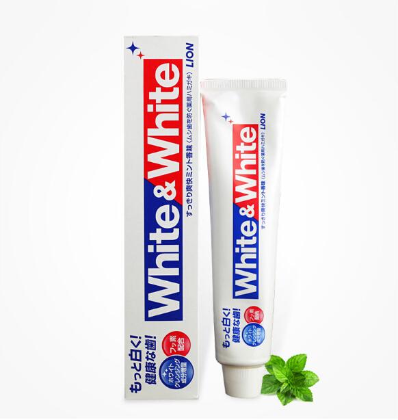 WHITE 美白牙膏150g